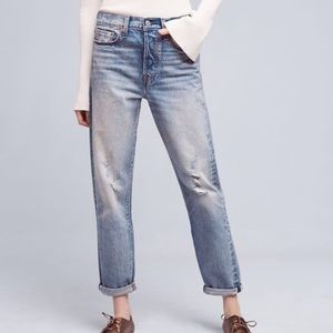 NWT Levi's Selvedge Wedgie High Rise Jeans